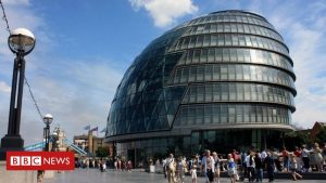 City Hall to relocate from central London to the East End