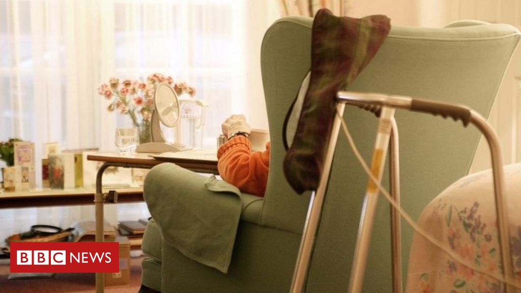 Covid: New care home visits guidance in England defended by minister