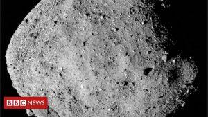 Osiris-Rex: Nasa asteroid probe ready to return to Earth after leak