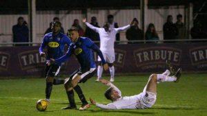 Coronavirus: Grassroots football in England suspended during lockdown