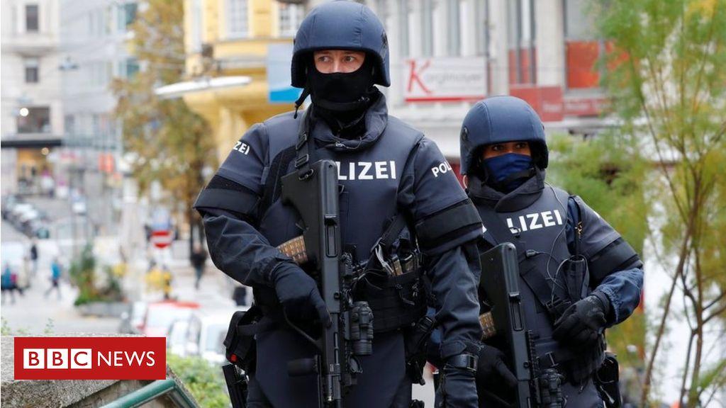 Vienna attack: Austria admits failing to act on Slovak warning on gunman