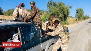 Tigray crisis: Ethiopia orders military response after army base seized