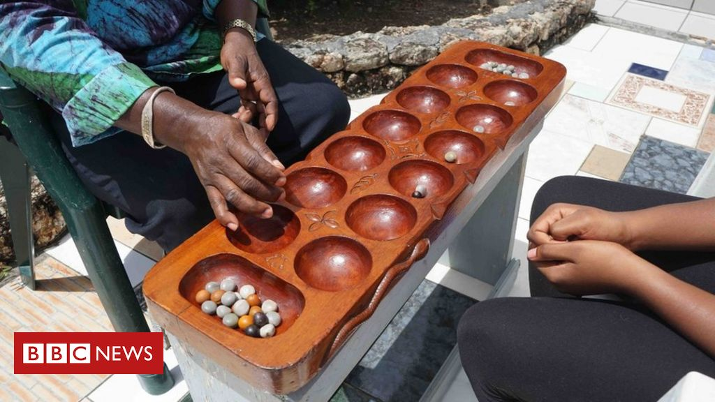 Battle of wits: Antiguans revel in ancient board game
