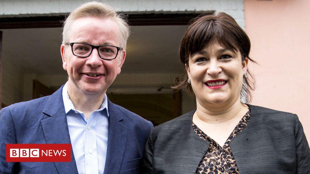 Michael Gove and Sarah Vine separating and 'finalising divorce'