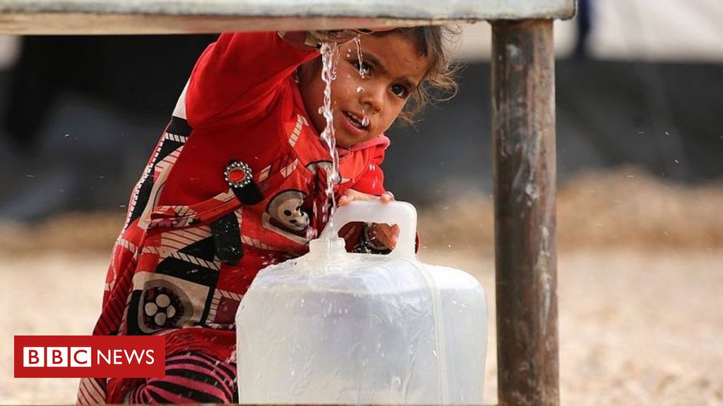 Finding answers to the world's drinking water crisis